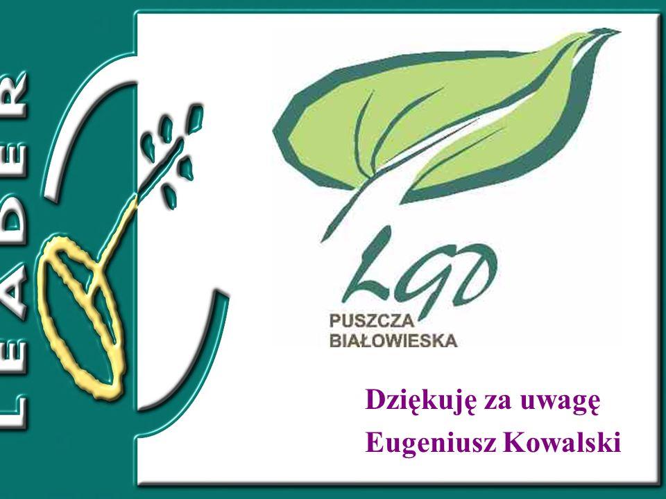 Dziękuję za uwagę Eugeniusz Kowalski 27
