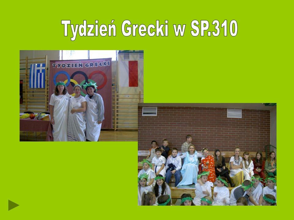 Tydzień Grecki w SP.310