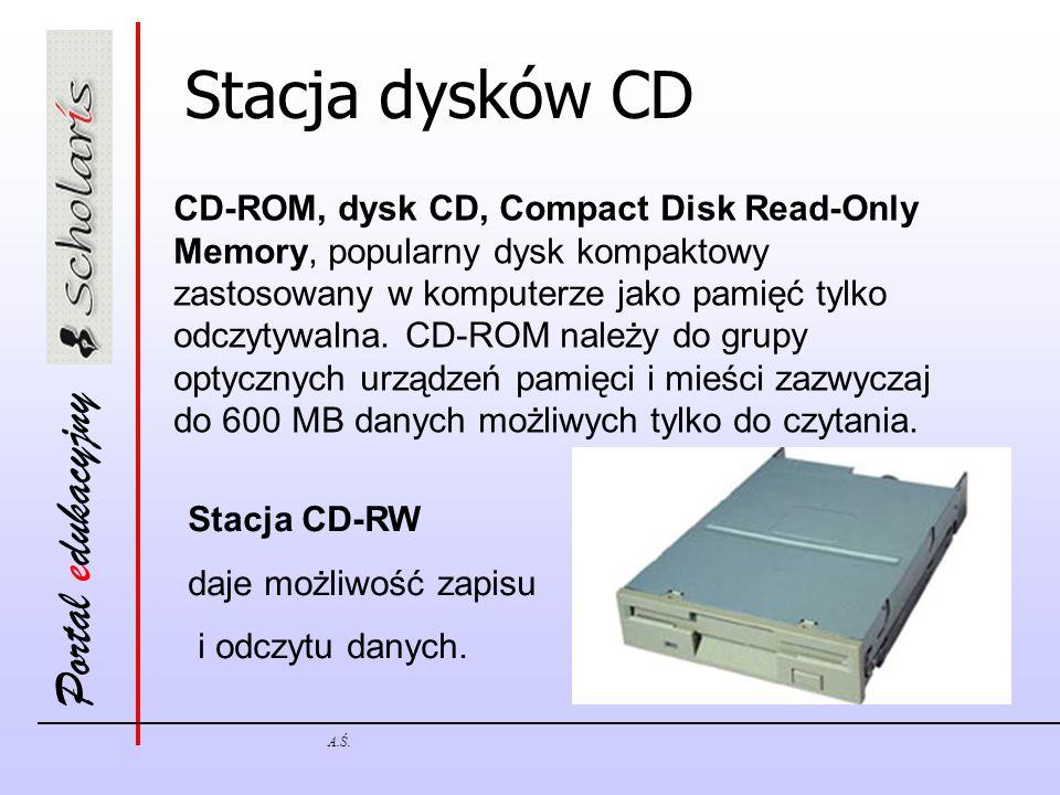 Stacja dysków CD