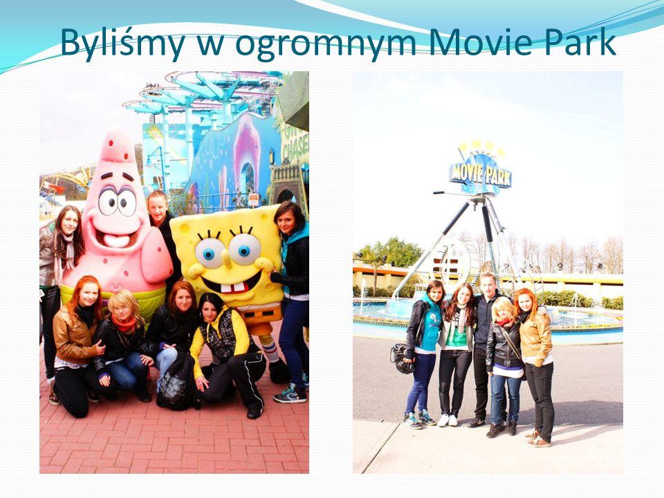 Byliśmy w ogromnym Movie Park