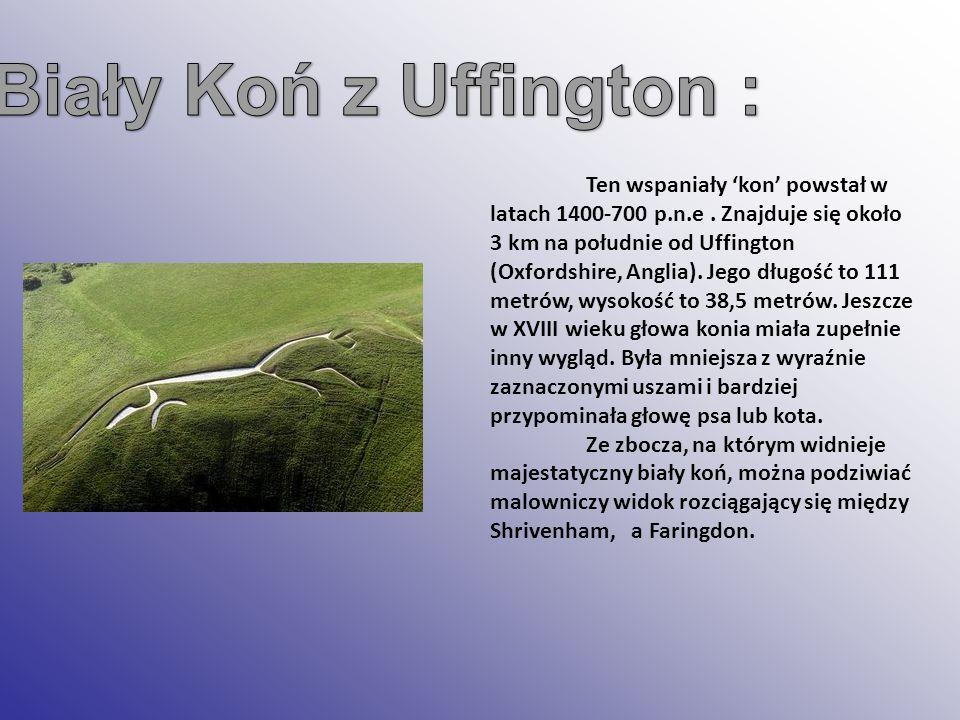 Biały Koń z Uffington :