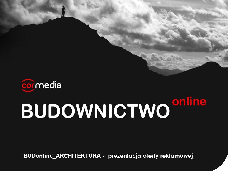 BUDonline_ARCHITEKTURA - prezentacja oferty reklamowej