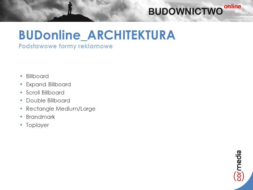 BUDonline_ARCHITEKTURA Podstawowe formy reklamowe