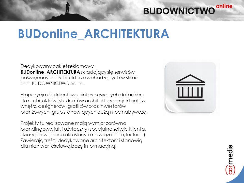 BUDonline_ARCHITEKTURA
