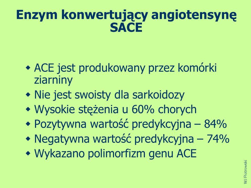Enzym konwertujący angiotensynę SACE