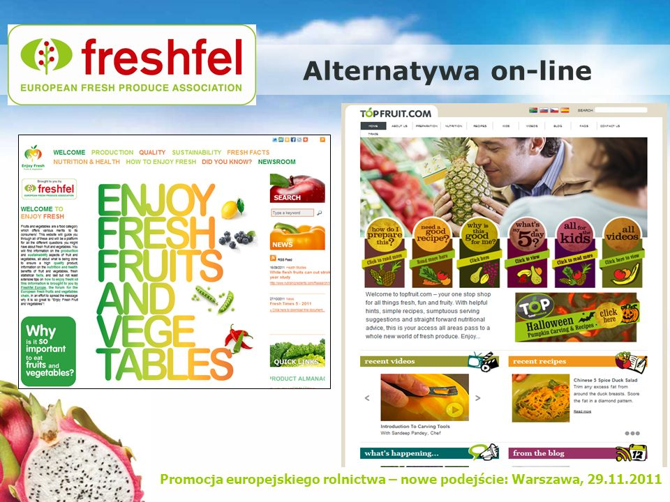 Alternatywa on-line