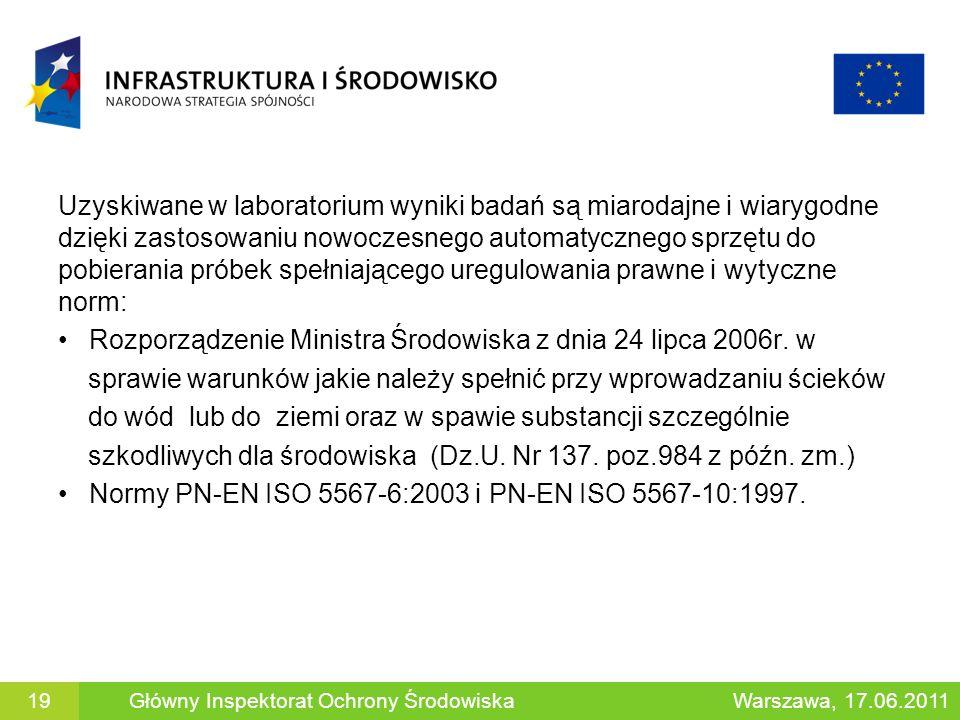 Rozporządzenie Ministra Środowiska z dnia 24 lipca 2006r. w