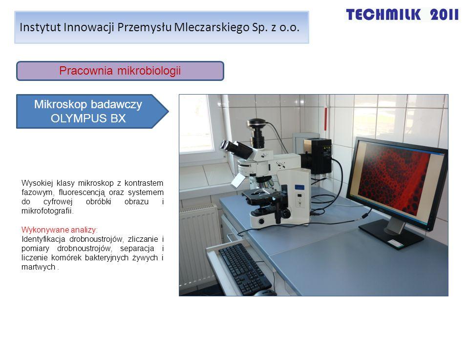 Pracownia mikrobiologii