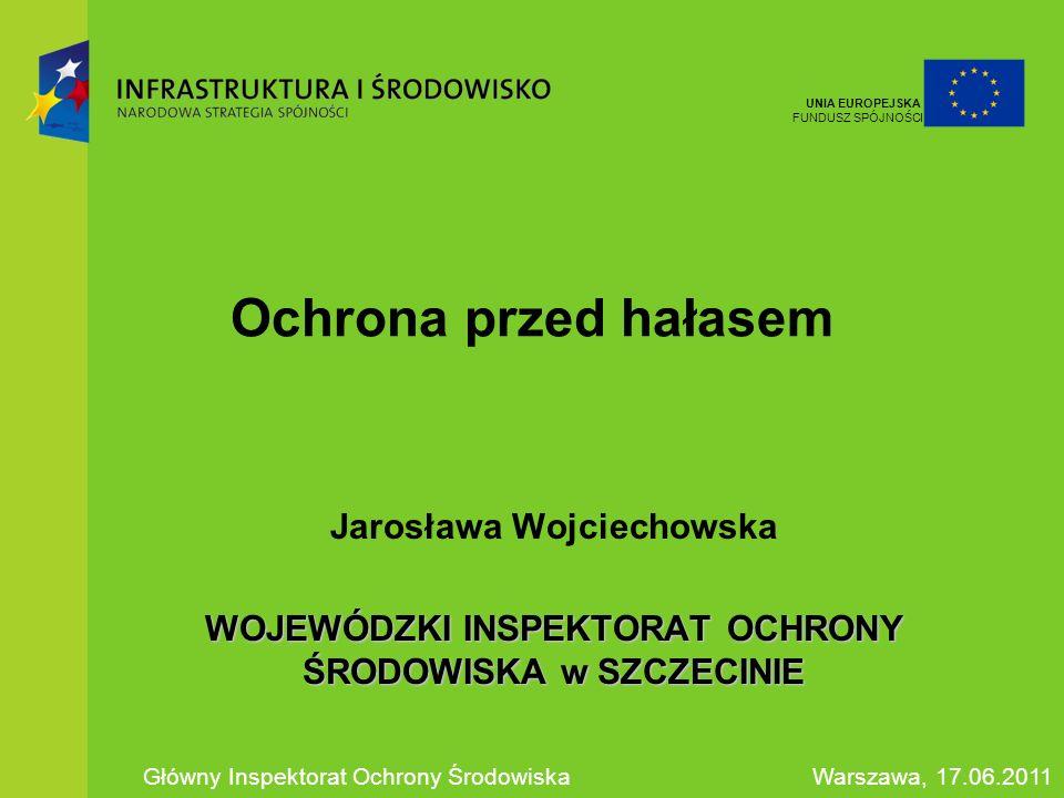Ochrona przed hałasem Jarosława Wojciechowska