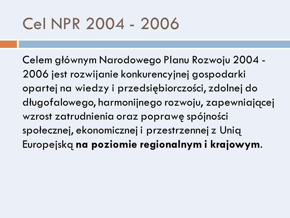 Cel NPR 2004 - 2006