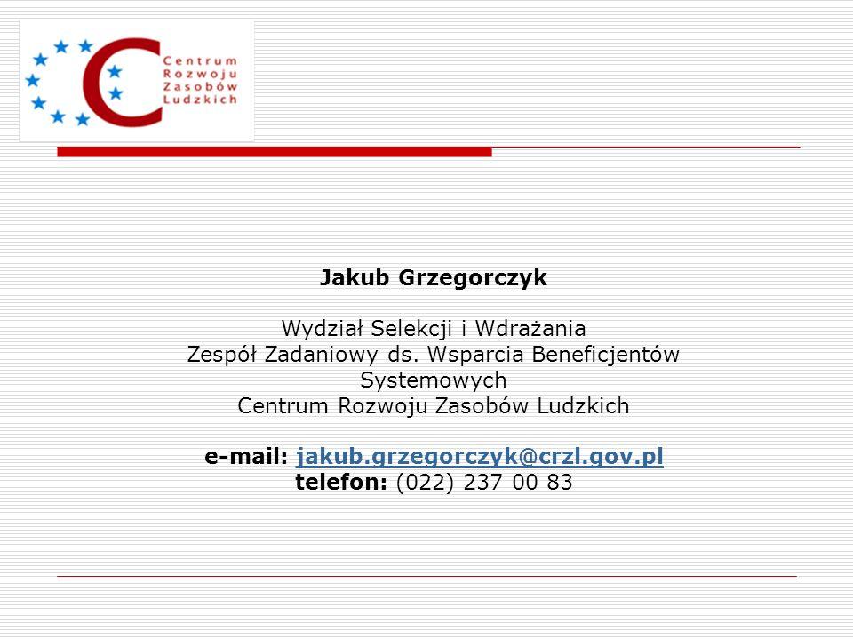 e-mail: jakub.grzegorczyk@crzl.gov.pl