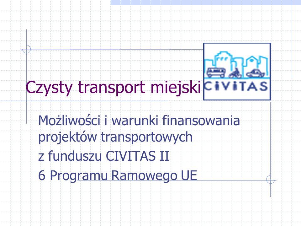 Czysty transport miejski