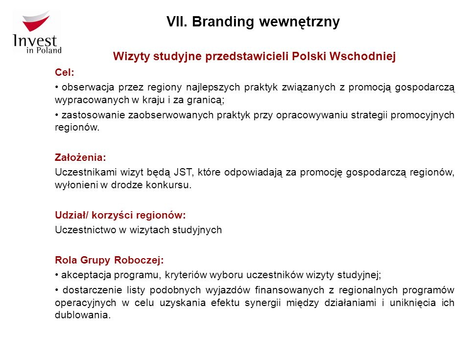 VII. Branding wewnętrzny