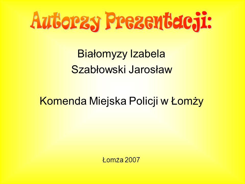 Komenda Miejska Policji w Łomży