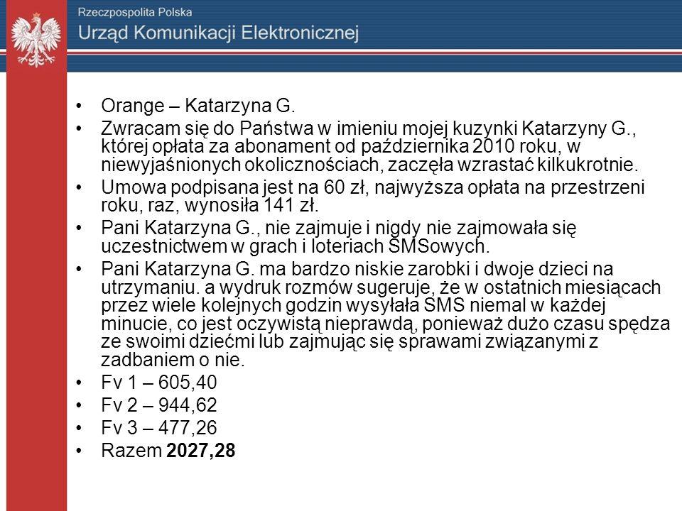 Orange – Katarzyna G.