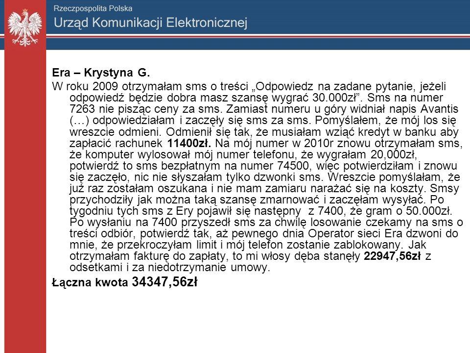 Era – Krystyna G.