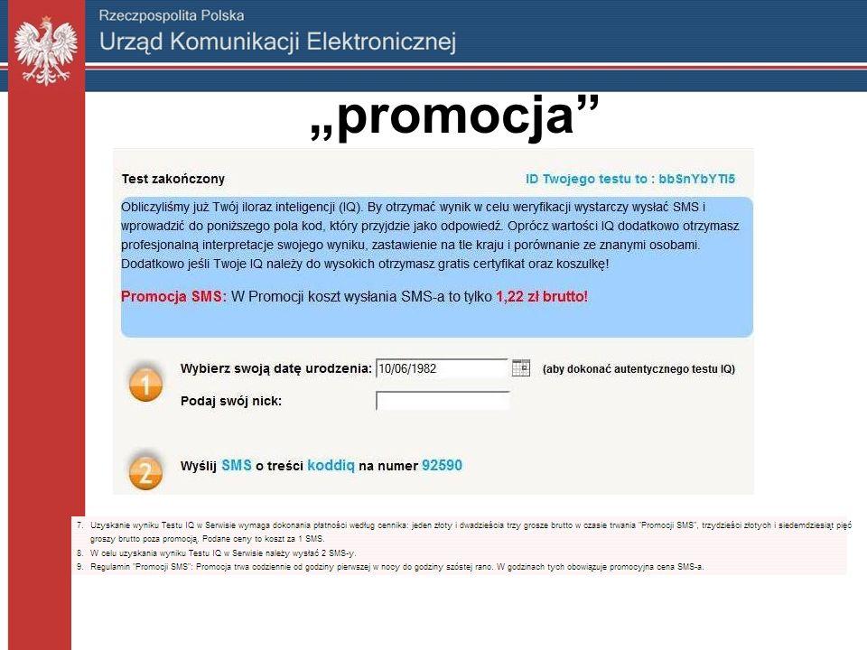 """promocja"