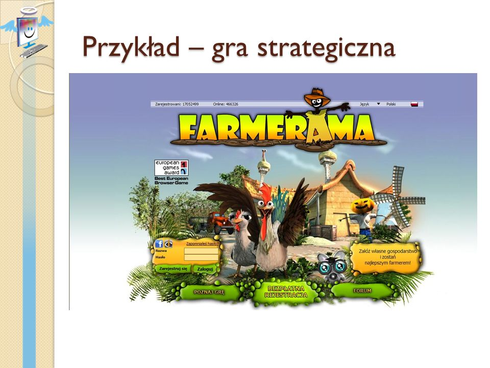 Przykład – gra strategiczna