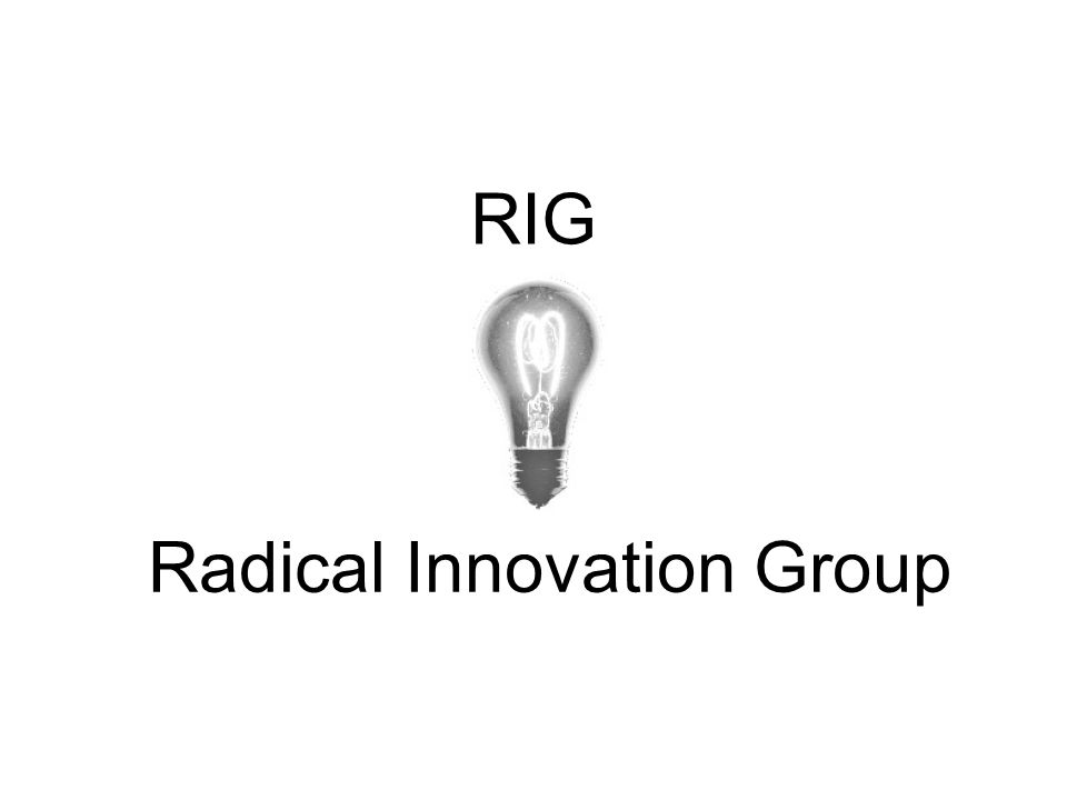 Radical Innovation Group