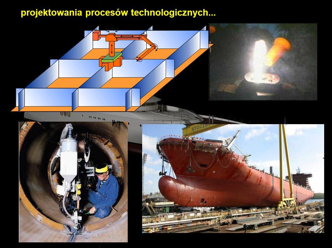 projektowania procesów technologicznych...