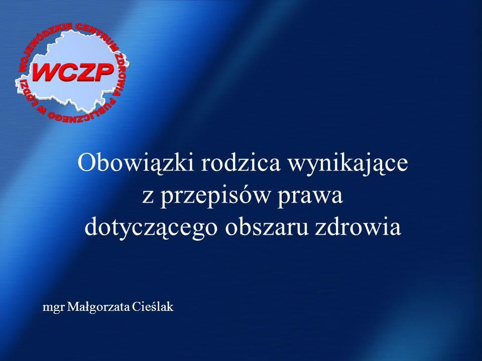 mgr Małgorzata Cieślak
