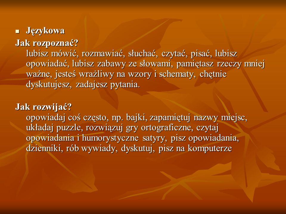 Językowa