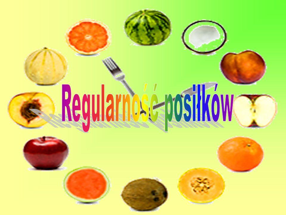 Regularność posiłków