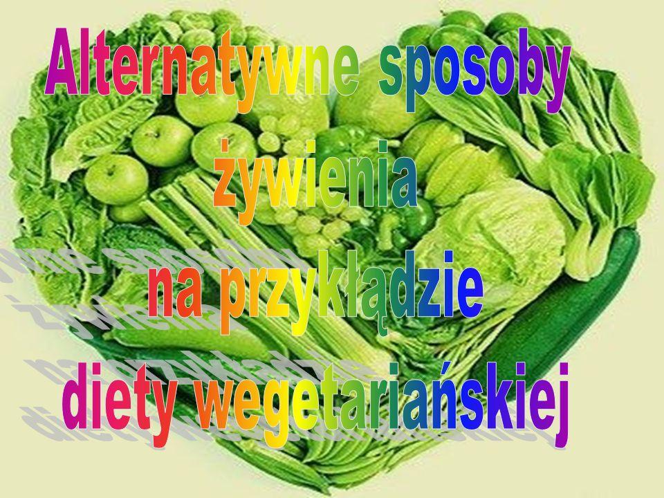 diety wegetariańskiej