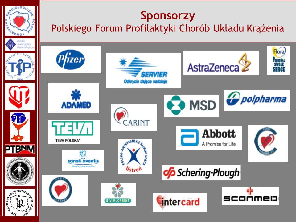 Polskiego Forum Profilaktyki Chorób Układu Krążenia