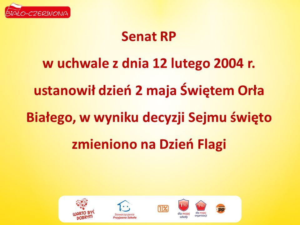 Senat RP w uchwale z dnia 12 lutego 2004 r