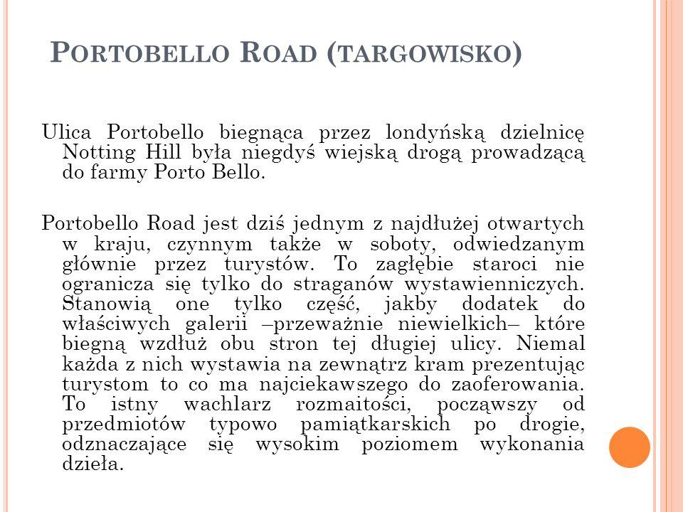 Portobello Road (targowisko)