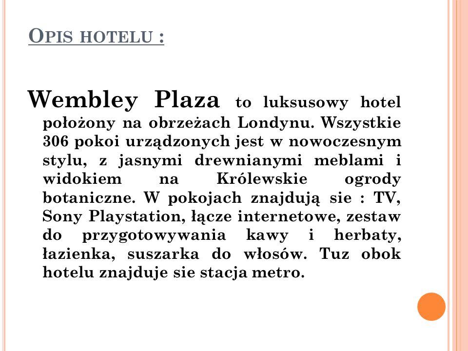 Opis hotelu :
