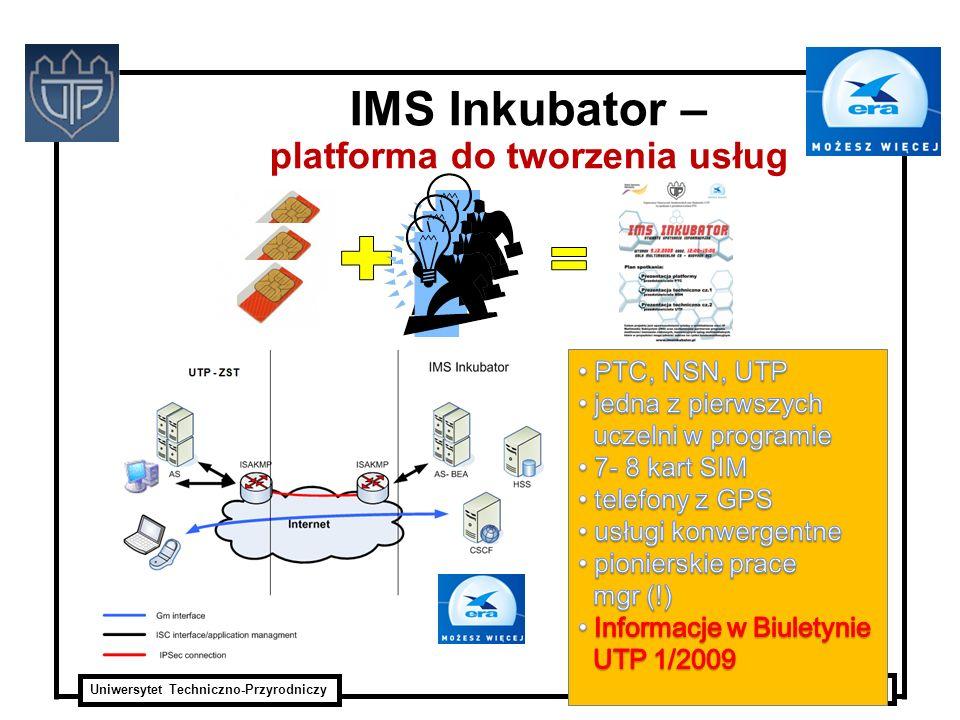 IMS Inkubator – platforma do tworzenia usług