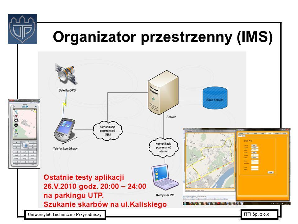 Organizator przestrzenny (IMS)