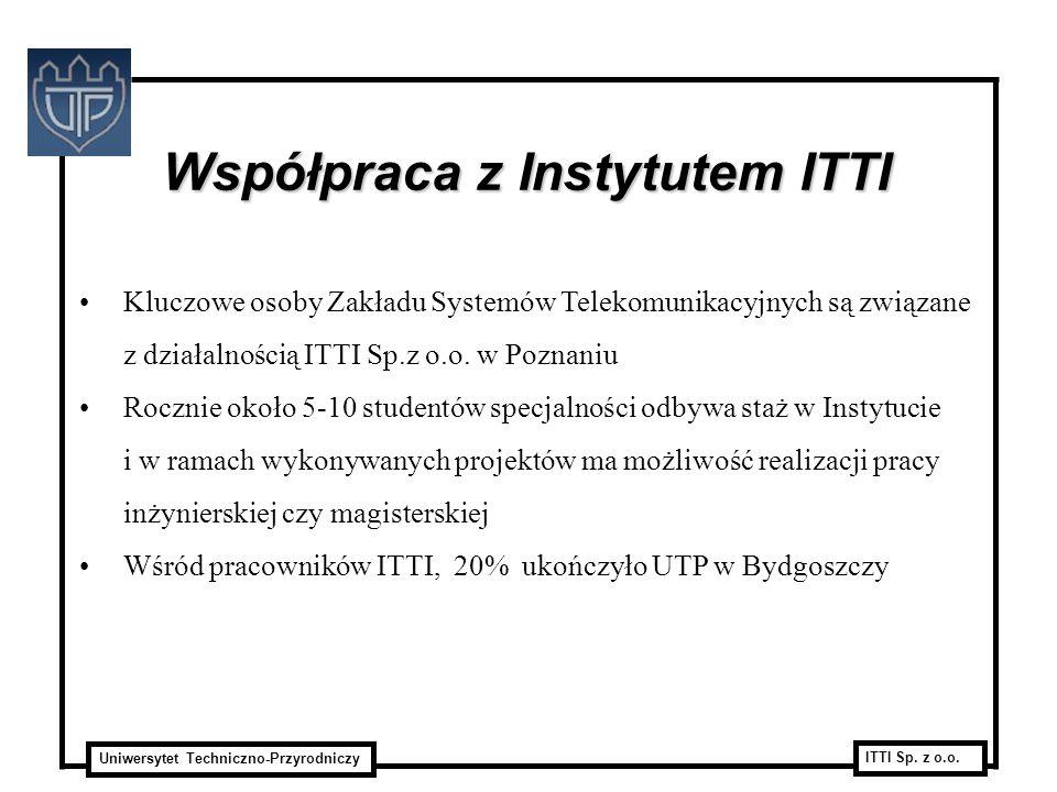 Współpraca z Instytutem ITTI