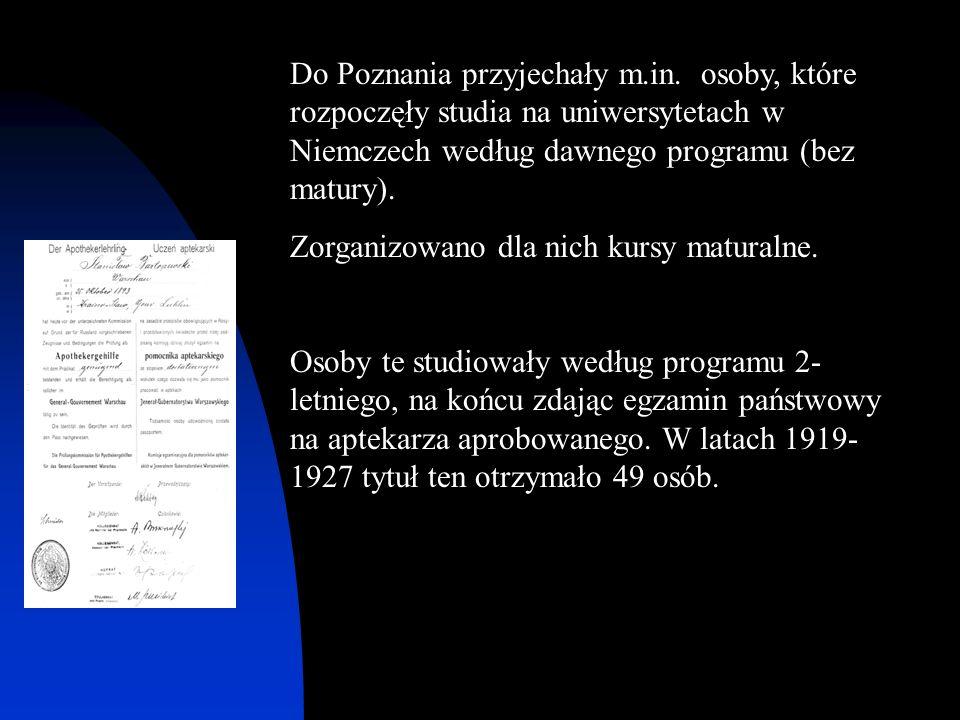 Do Poznania przyjechały m. in
