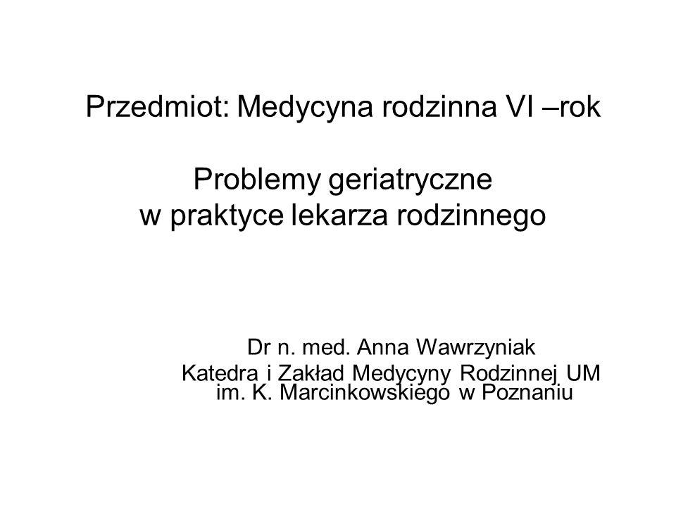 Dr n. med. Anna Wawrzyniak