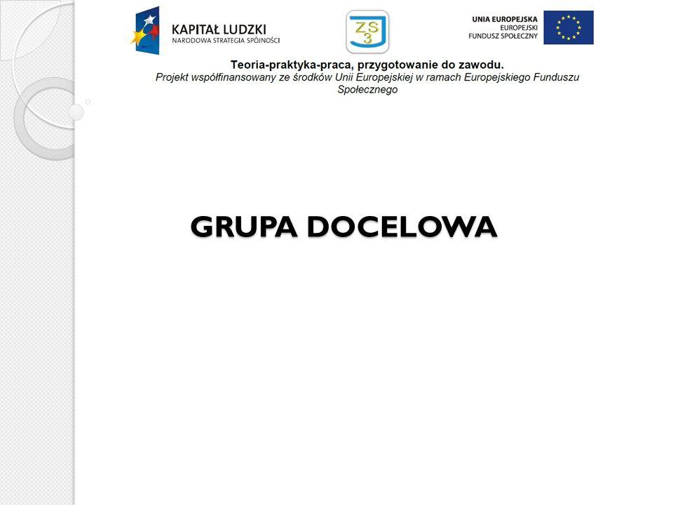 GRUPA DOCELOWA