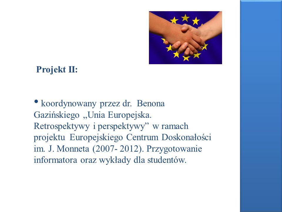 Projekt II: