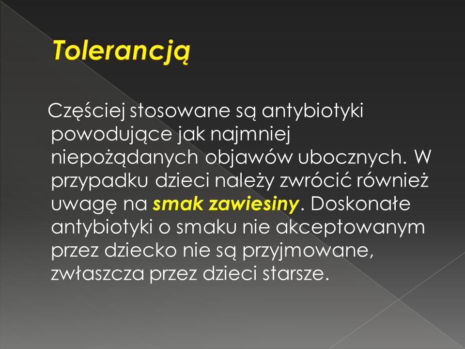 Tolerancją