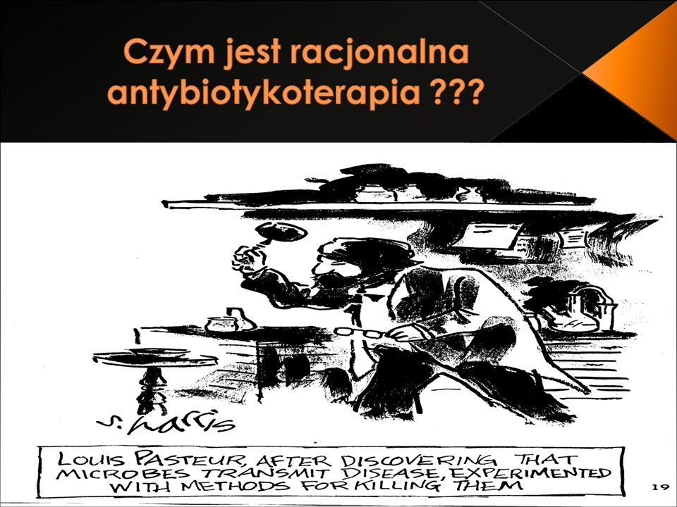 Czym jest racjonalna antybiotykoterapia