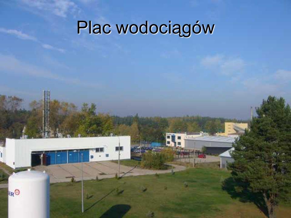 Plac wodociągów