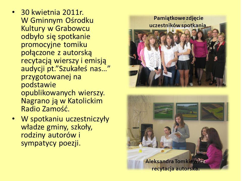 Aleksandra Tomkiewicz-