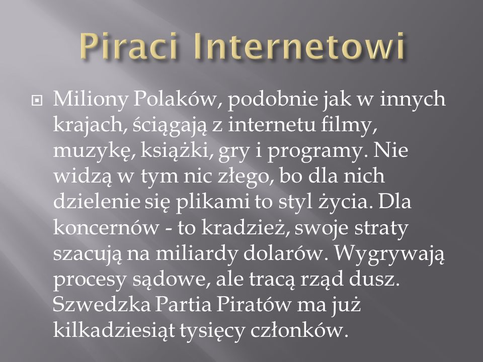 Piraci Internetowi