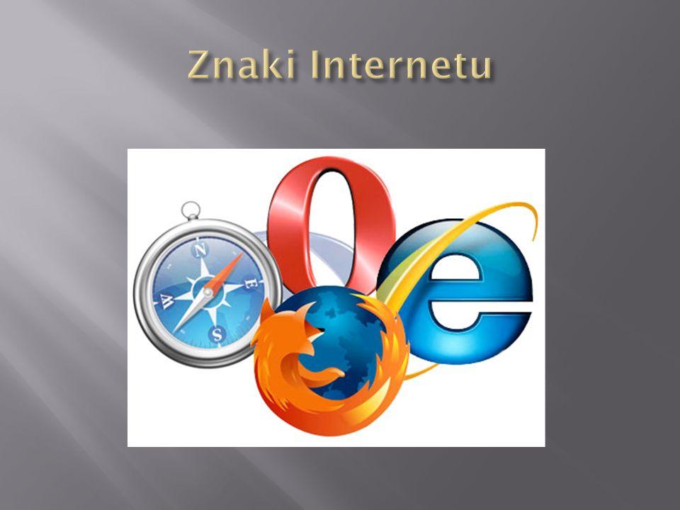 Znaki Internetu
