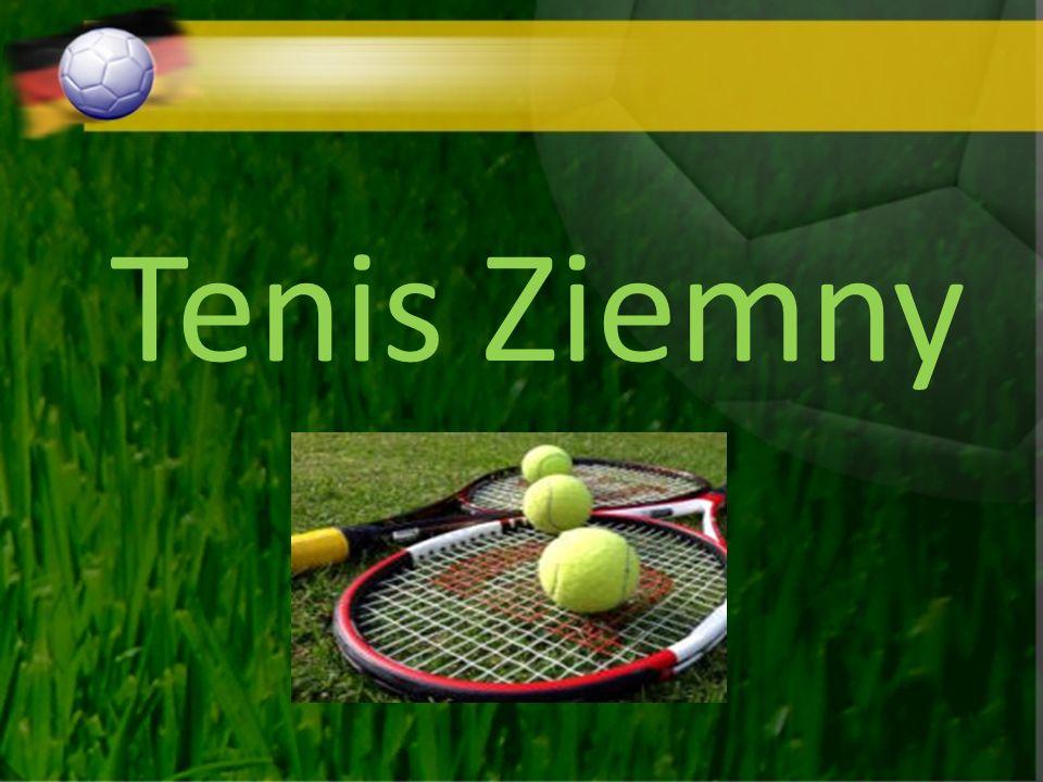 Tenis Ziemny