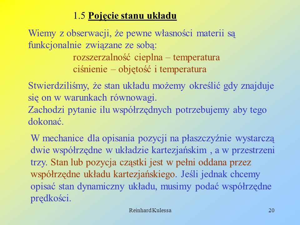 rozszerzalność cieplna – temperatura