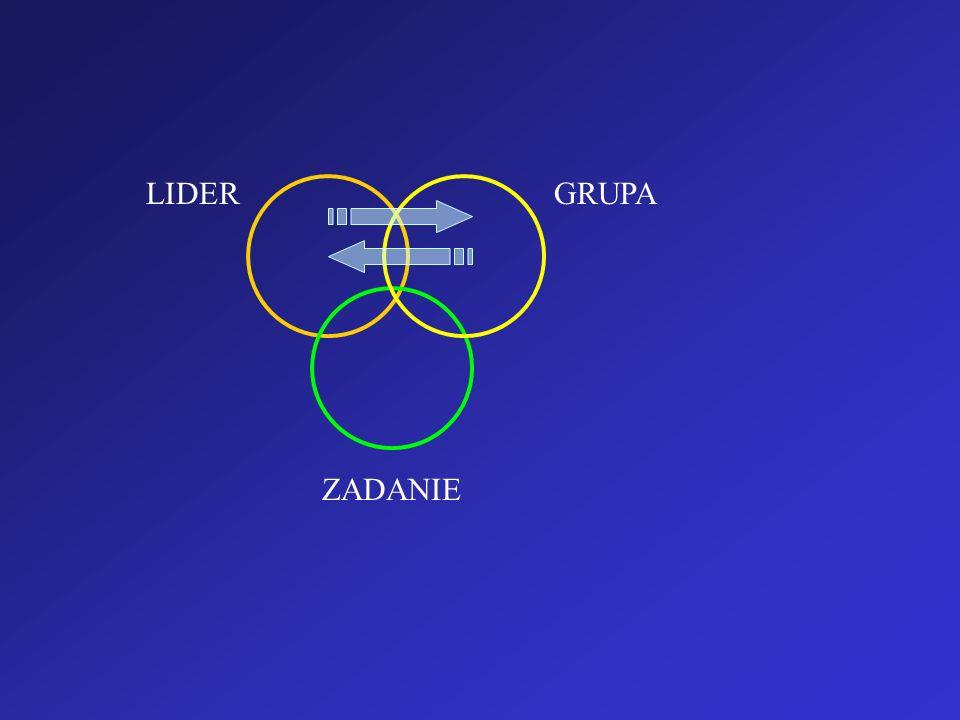 LIDER GRUPA ZADANIE