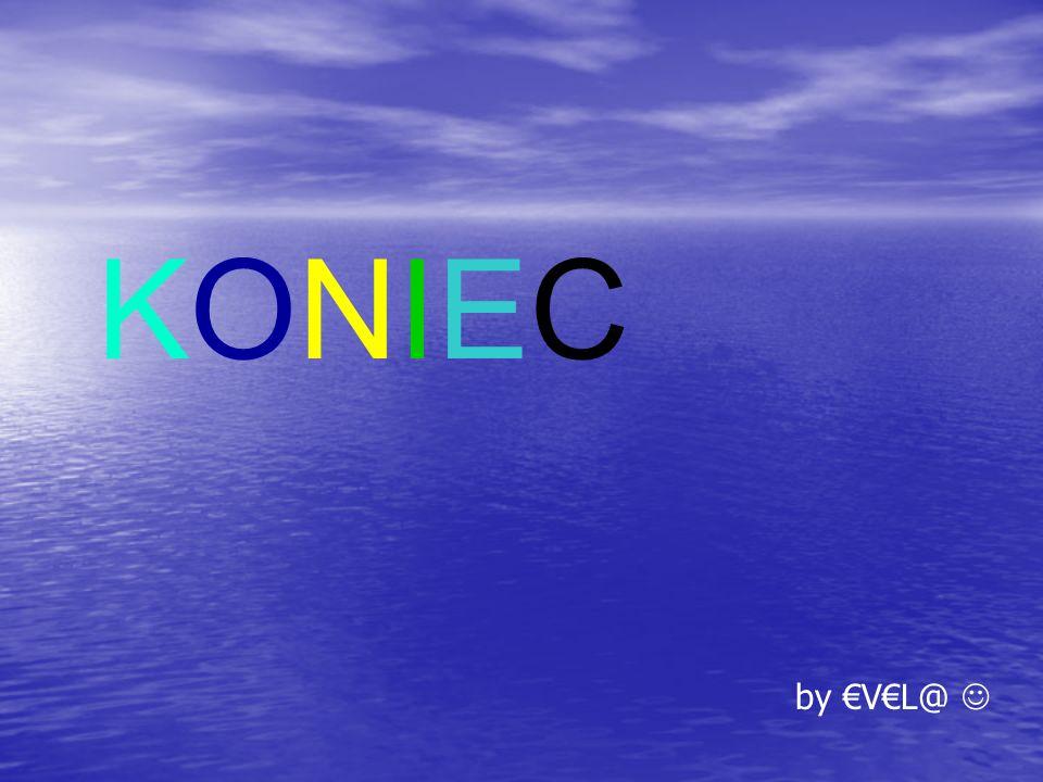 KONIEC by €V€L@ 
