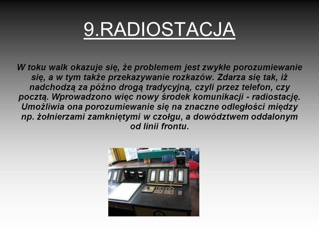 9.RADIOSTACJA